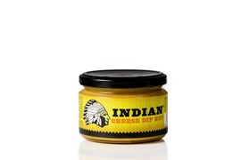 Indian 250g Hot cheesedip tulinen juustodippikastike