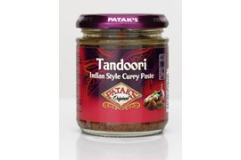 Pataks 170g Tandoori Curry Paste tahna