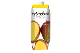 mySmoothie mango smoothie 750ml