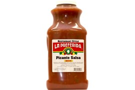 La Preferida 3,8kg tomaattisalsa medium