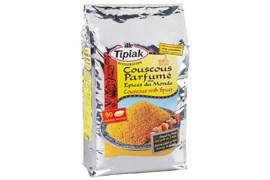 Tipiak 4,5kg Couscous with Spices Maustettu couscous