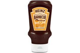 Heinz 400ml/500g BBQ Sauce Sweet makea barbecuekastike