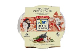 Blue Dragon 50g thai red curry paste punainen currytahna