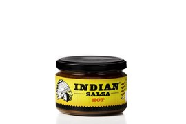 Indian 260g Hot Salsa tomaattisalsa