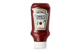 Heinz 570g Tomato Ketchup stay clean cap