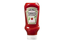 Heinz 910g Tomato Ketchup Stay Clean Cap
