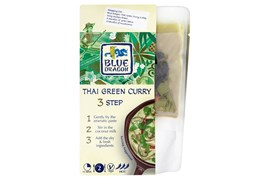 Blue Dragon 253g Thai Green Curry 3-Step