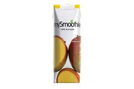 mySmoothie 250ml Mango smoothie