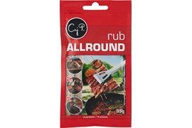 Caj P. 35g Allround Rub