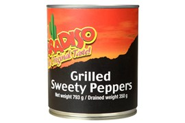 El Paradiso Grilled Sweety Peppers 793/350g