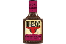 Bull's-Eye Smokey Bacon BBQ-kastike 345g