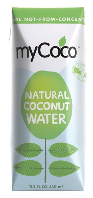 myCoco Natural Coconut Water