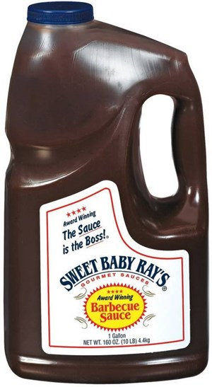 Sweet Baby Ray's 3,79L Original BBQ Sauce kastike