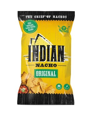 Indian Nacho Original 450g maissilastu