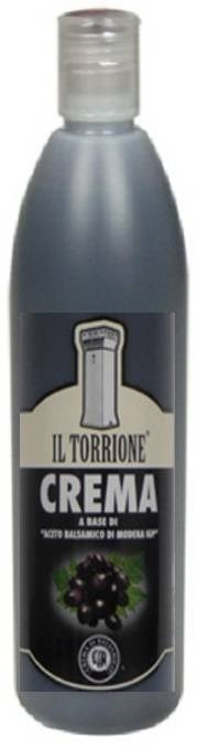 Il Torrione 500ml Crema with Balsamic Vinegar of Modena PGI kastike Modenan balsamietikalla