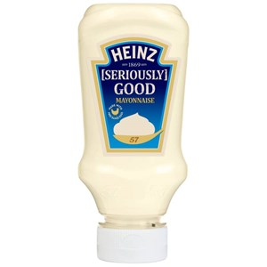 Heinz 220ml Seriously Good Mayonnaise majoneesi