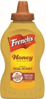 French's 340g Honey Mustard sinappi